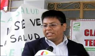 San Isidro: pacientes protestan por cierre de centro de salud