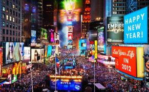 EEUU: así se preparan para la llegada del Año Nuevo