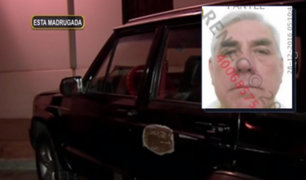 Callao: asesinan a sujeto vinculado a Fernando Zevallos