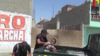 Chimbote: ladrón asalta a machetazos a mototaxista