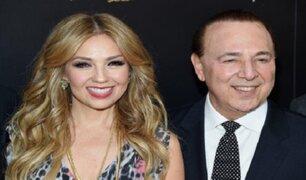 Thalía recibió impresionante regalo de Tommy Mottola