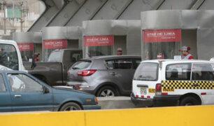 Incrementan tarifa en los peajes de Chillón y Huaylas