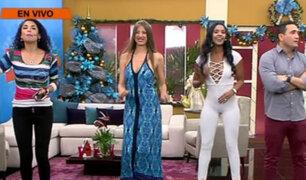 Combinado: Rocío Miranda y Nair Bravo nos cuentan el secreto de cómo ser sexy