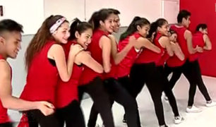 Divertidas clases de baile para este verano 2017