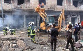Siria: bombardean escuela pese a tregua entre Rusia y Turquía