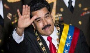 """Nicolás Maduro: """"El 2016 me enseñó a ser mejor presidente"""""""