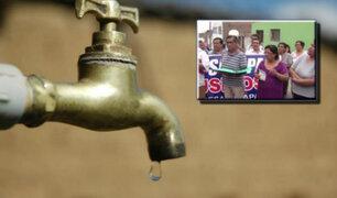 Vecinos denuncian cobros excesivos en recibos de agua en Independencia