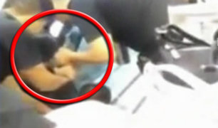 San Miguel: niña quedó atrapada en escaleras eléctricas de Centro Comercial