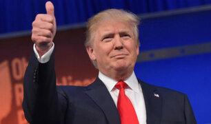 EEUU: venden en 15 mil dólares guión gráfico del comercial que protagonizó Trump