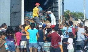 Crisis económica y social afectó duramente a Venezuela