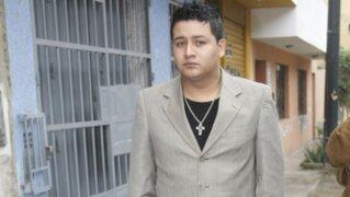 Ronny García será trasladado al Penal de Chincha