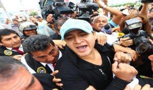 Ronny García cumplirá condena en el Penal de Chincha