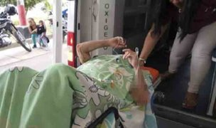 Huaraz: mujer fue quemada con agua hirviendo por su pareja