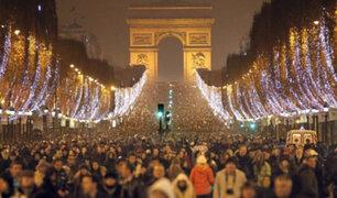 Fuertes medidas de seguridad por Año Nuevo ante amenaza terrorista