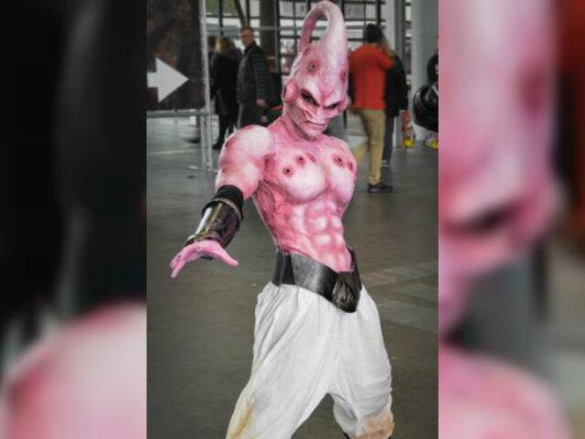 ¿Ves este increíble cosplay de Dragon Ball Z? Tampoco creerás quién se esconde detrás [FOTOS]
