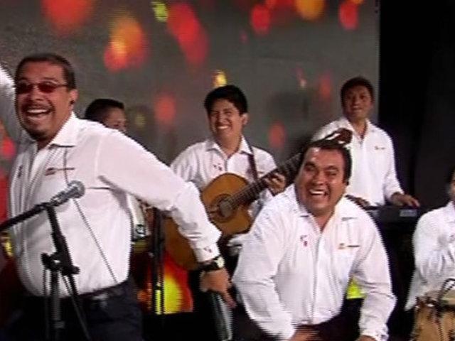 Combinado: Carlos Rincón y Los Avilés armaron jarana para despedir a la gran Lucila Campos
