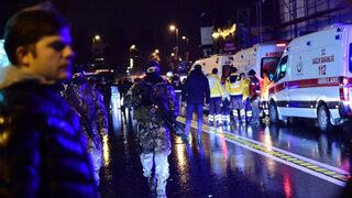 Estado Islámico reivindica atentado contra discoteca en Estambul