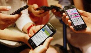 La adicción por los celulares puede provocar estrés y depresión