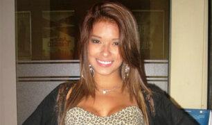 Shirley Arica es acusada de agredir a un vigilante en Lurín