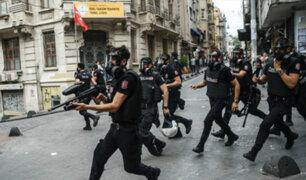 Detienen a 12 sospechosos por atentado en club nocturno de Turquía