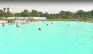 Inauguran nueve complejos de piscinas recreativas en todo Lima