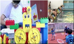 Vacaciones útiles: talleres dirigidos a niños para este verano