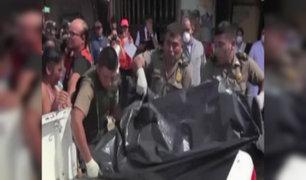 Tumbes: padre y sus dos menores hijos mueren en incendio
