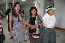 Madre de Arlette Contreras fue atacada y amenazada de muerte por desconocido