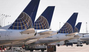 Pasajeros de aerolínea celebraron dos veces la llegada del Año Nuevo
