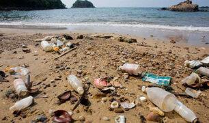 Veraneantes responden tras acumulación de basura en playas por Año Nuevo