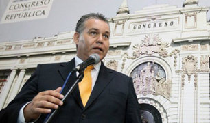 """Comisión """"Lava Jato"""" será presidida por parlamentario Víctor Albrecht"""