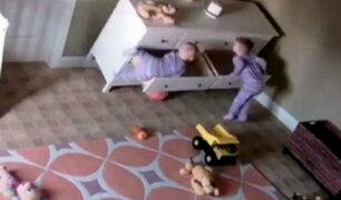 EEUU: habla la madre del niño que salvó la vida de su hermano gemelo