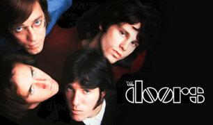"""""""The Doors"""": se cumplen 50 años del lanzamiento de su primer disco"""
