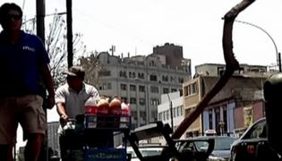 Verano: cuidado con los alimentos que consume en la calle