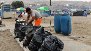 Barranco: todo sobre las multas para bañistas que arrojen basura en playas