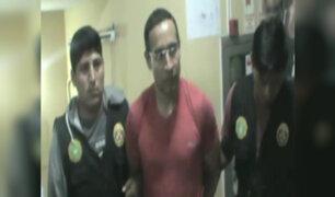 Surco: detienen a financista de delincuente 'Caracol'