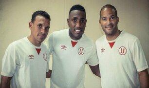 Universitario de Deportes presentó a tres de sus refuerzos