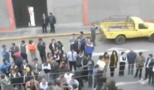 Así se vivió el sismo de 5.5 grados en varios distritos de Lima