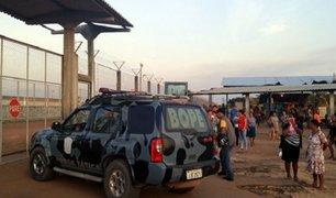 Brasil: nuevo motín en cárcel deja al menos 33 muertos