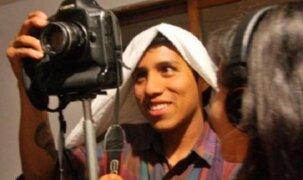 Fotógrafo herido en protestas en Puente Piedra sería atendido en Estados Unidos