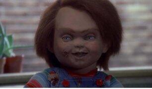 Chucky, el muñeco diabólico regresa a la gran pantalla