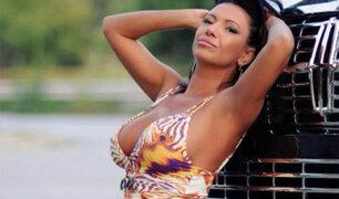 FOTOS: exreina de belleza mata esposo durante salvaje juego sexual