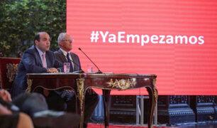 Poder Ejecutivo: Leyes que emitimos buscan un Perú más justo