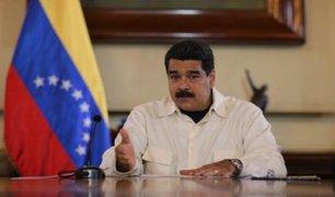 Nicolás Maduro anuncia incremento del 50% en salario mínimo