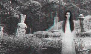 YouTube: turistas quedan aterrados por aparición de fantasma en cementerio