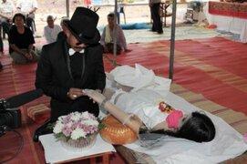 Minghum, la escalofriante tradición china de casarse con los muertos