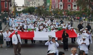 Trabajadores de EsSalud anuncian paro de 24 horas a nivel nacional