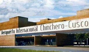 Kuntur Wasi evaluará acciones legales por cancelación del contrato de Chinchero