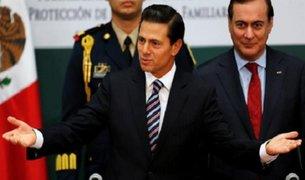 """Peña Nieto le responde a Donald Trump: """"México no pagará el muro"""""""