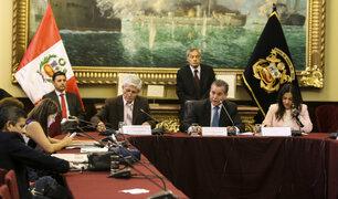 Comisión Lava Jato evalúa citar a fiscal de la Nación y a superintendente de la UIF